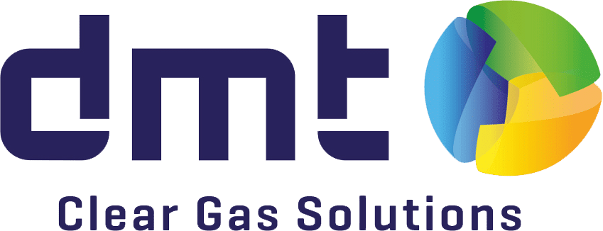 DMT Clear Gas Solutions logo