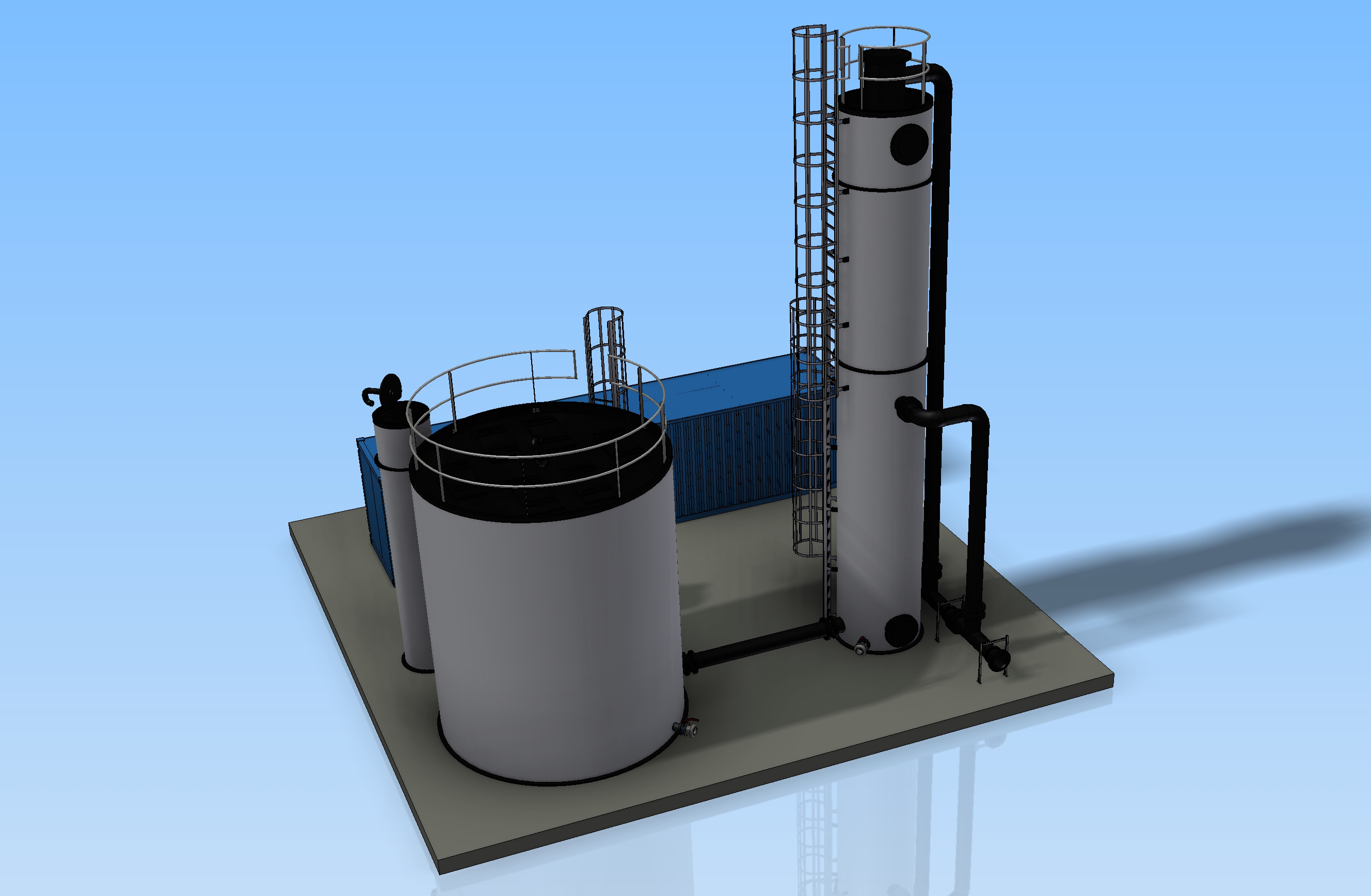 DMT Clear Gas Solutions - Gas Desulfurization
