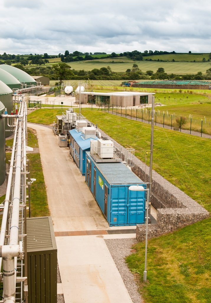 biogas upgrading system creates renewable natural gas using membrane separation technology by DMT