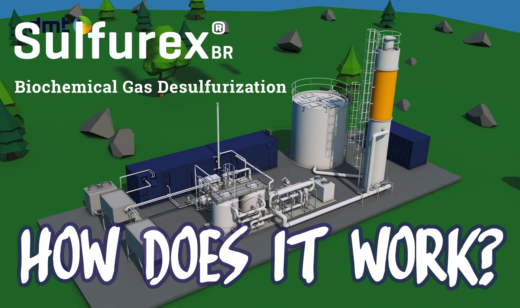 Choose the Sulfurex®BR.