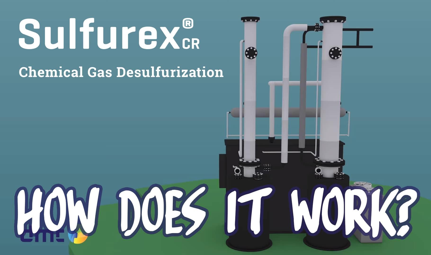 Choose the Sulfurex® CR.