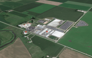 riverview dairy in morris, minnestoa for renewable natural gas or rng